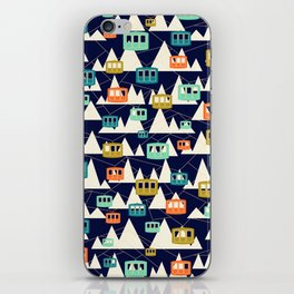 Alpine Wonderland iPhone Skin