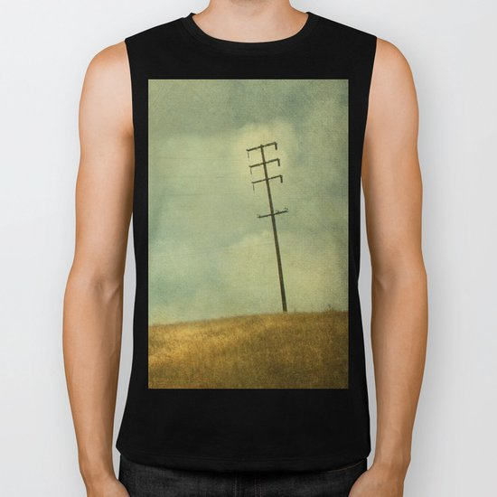 The Joy Of Division Biker Tank