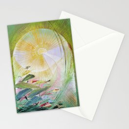 Japanese modern interior art #61A Stationery Cards