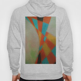 Abstract Composition 396 Hoody