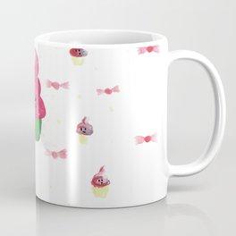 Cute Muffins pattern Coffee Mug
