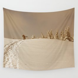 Winter day 5 Wall Tapestry