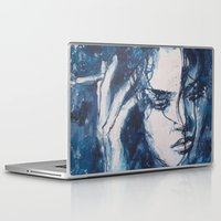 indigo Laptop & iPad Skins featuring Indigo by Gerry Miller