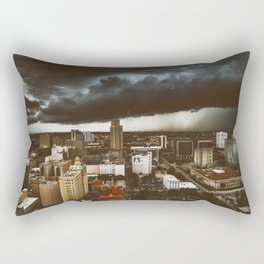 stormy afteroon Rectangular Pillow