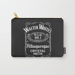 Walter White Pure Crystal Meth. Carry-All Pouch