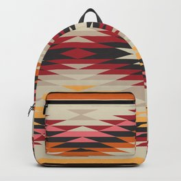 American Native Pattern No. 178 Backpack