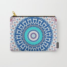 Kaleidoscope Lake Carry-All Pouch