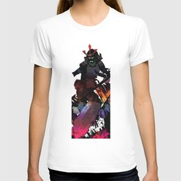 Culture Shock - Samurai T-shirt