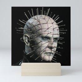 Pinhead Hellraiser - Natural Mini Art Print