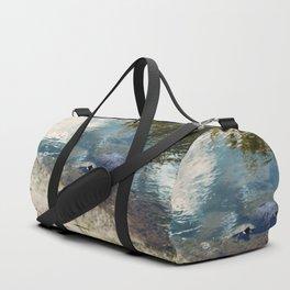 Two Turtles Duffle Bag