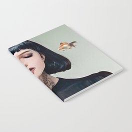 Goldfish Dreaming Notebook