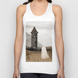 The Tower Unisex Tank Top