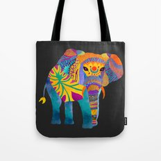 Whimsical Elephant II Tote Bag