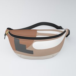 Shape study #10 - Stackable Collection Fanny Pack