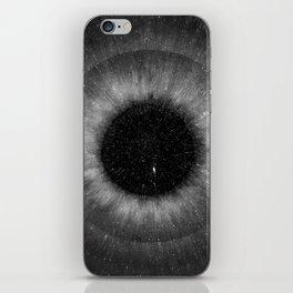 eye of the universe II iPhone Skin