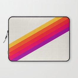 VHS Rainbow 80s Video Tape Laptop Sleeve