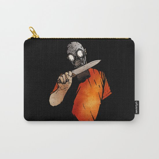 Knives Out Carry-All Pouch