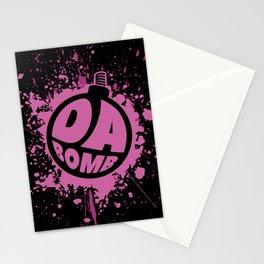 Da Bomb Stationery Cards