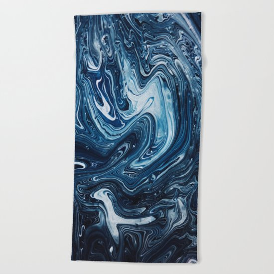 Gravity III Beach Towel
