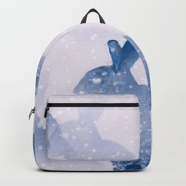 Snow bunny Backpack