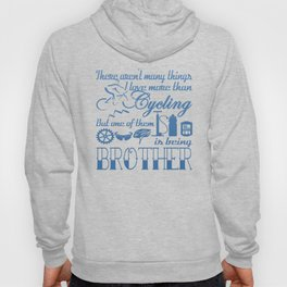 Cycling Brother Hoody