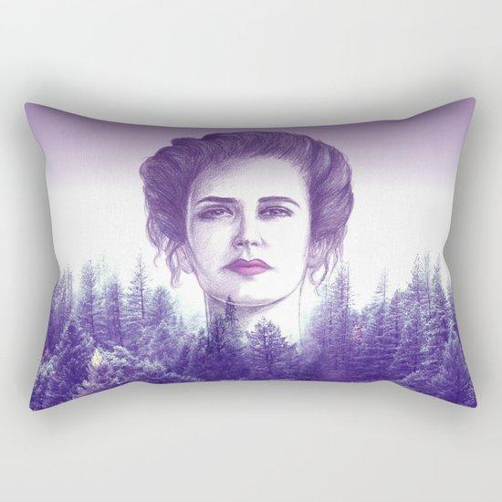 Eva Green/vanessa Rectangular Pillow