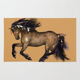 HORSE - Cherokee Rug