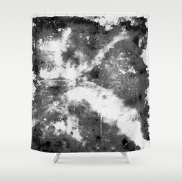 black anemone song Shower Curtain