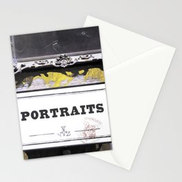 Harry Potter's portraits Stationery Cards
