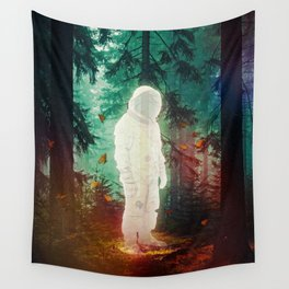 The Lost One Wall Tapestry