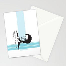 My Identity - a qoute by Mahmood Darwish Stationery Cards