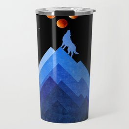 Festival of Moon Travel Mug