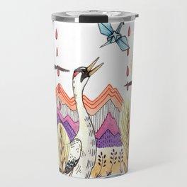 Crane Gang Travel Mug