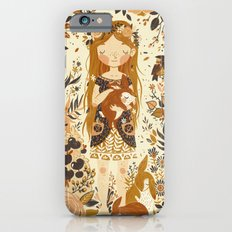 The Queen of Pentacles iPhone 6s Slim Case