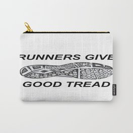 Runners Give Carry-All Pouch