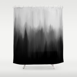 Fog Dream Shower Curtain