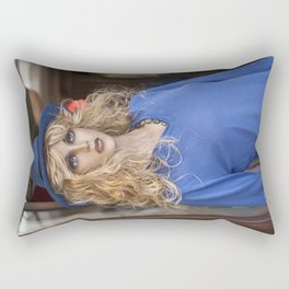 Mannequin 85 Rectangular Pillow