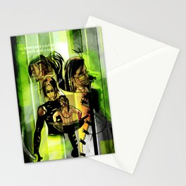 Saints and Sinners Varient 1 Stationery Cards