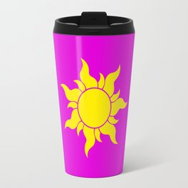 TANGLED SUN SYMBOL Travel Mug
