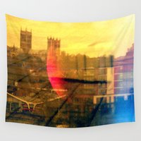 lincoln Wall Tapestries featuring Lincoln by Jonathan Wright Productions