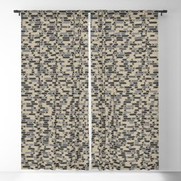 Directions Camouflage (Gray) Blackout Curtain