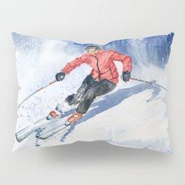 Winter Sport Pillow Sham
