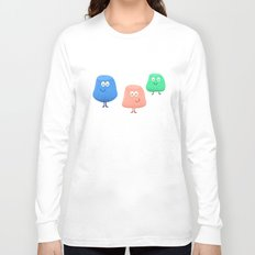 Gum Drops Set  Long Sleeve T-shirt