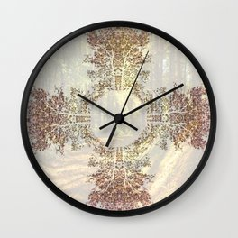 The circle of life Wall Clock