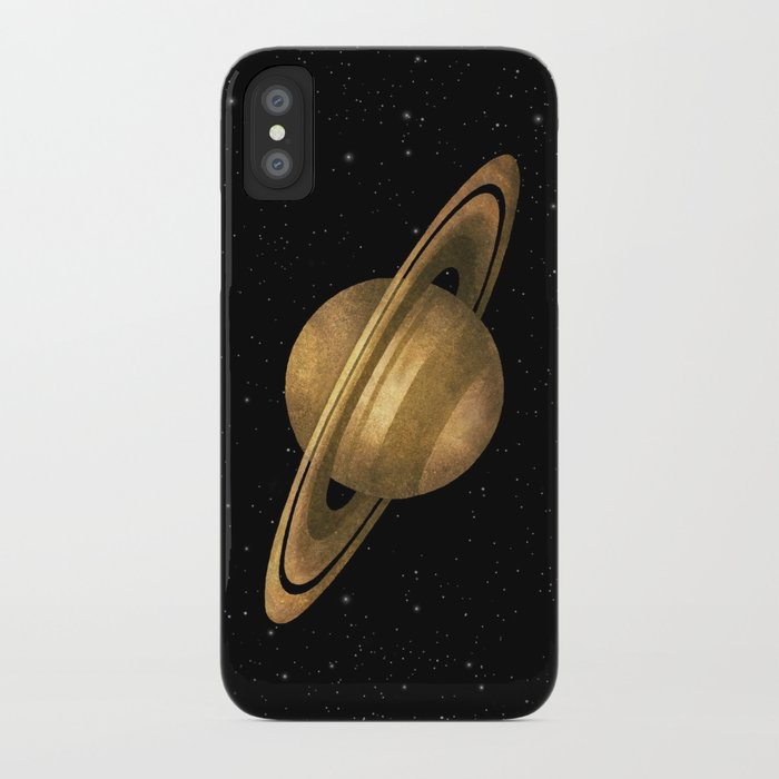saturn iphone case by igo2cairo society6. Black Bedroom Furniture Sets. Home Design Ideas