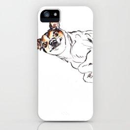 Josie B iPhone Case