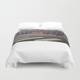 100th Anniversary Duvet Cover