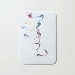 Without Wings Bath Mat