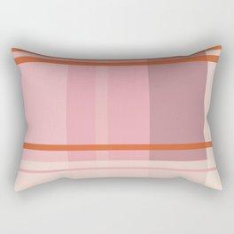 Ms Rosie Check Rectangular Pillow