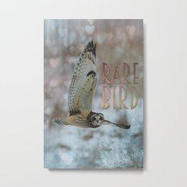 Rare Bird Metal Print